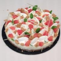 Le Suprême : Cheesecake Agrumes & Chocolat Blanc