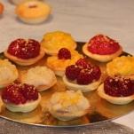 Mini tartelette fruits