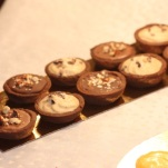 Mini tartelettes chocolat