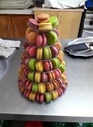 Pièce Montée 100 Macarons
